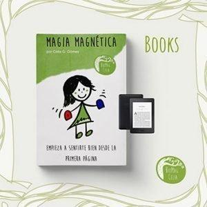 Books / magnets